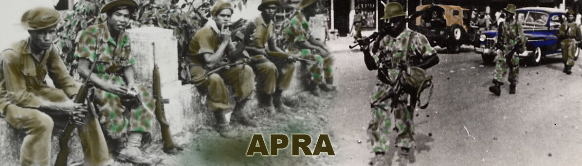 Angkatan Perang Ratu Adil (APRA)